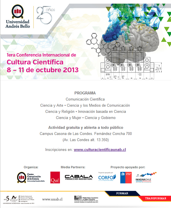 Conferencia Universidad Andrés Bello