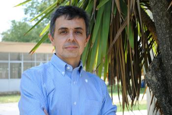 Francisco Pando, responsable de la Infraestructura Mundial de Información en Biodiversidad (GBIF) en España.